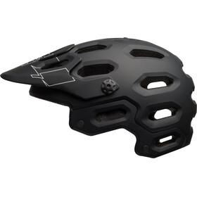Bell Super 3 MTB Helmet matte black/white